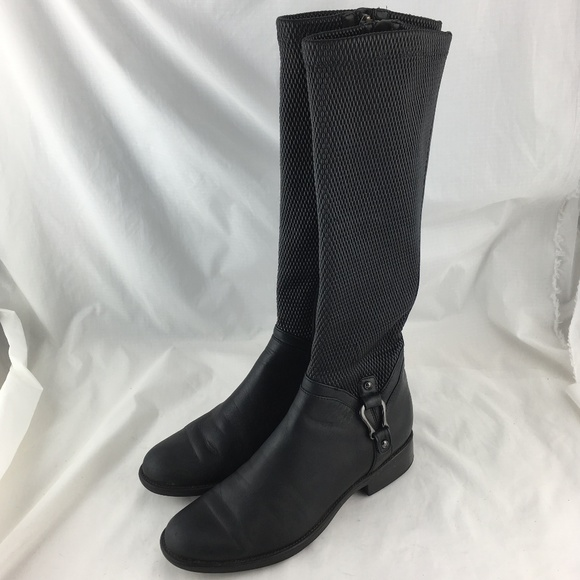 744fd93494a Blondo Shoes - Blondo Knee high boots waterproof black leather 7